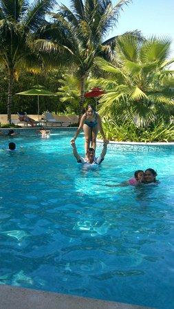 Hacienda Tres Rios : jugando