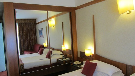 Hotel du Lac et Bellevue : Room