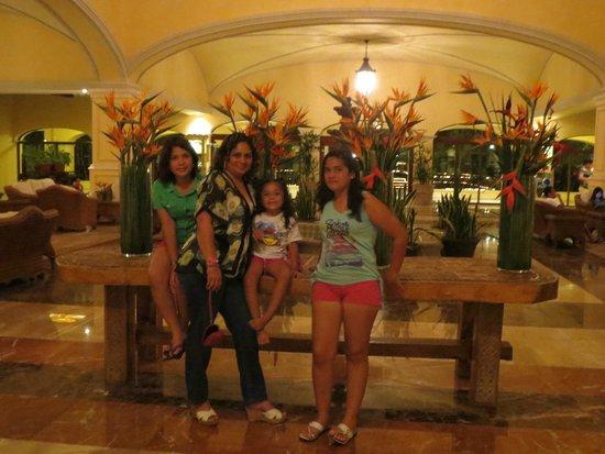 Hacienda Tres Rios : en el lobby