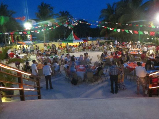 Hacienda Tres Rios : la noche mexicana