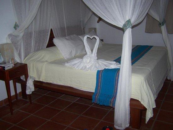Piedra Escondida: Dormitorio