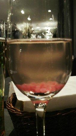 Mamaison Hotel Andrassy Budapest : Liquid starter