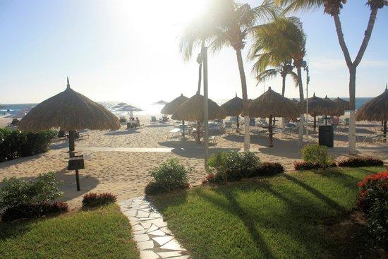 Costa Linda Beach Resort : view from master bedroom
