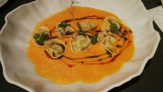 Mamaison Hotel Andrassy Budapest: Italian dish