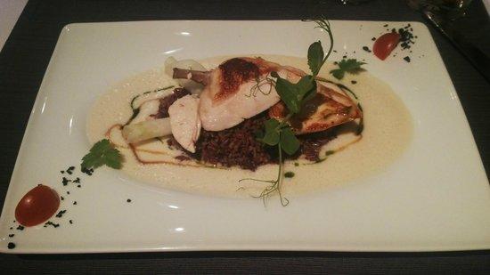Mamaison Hotel Andrassy Budapest: Roast chicken