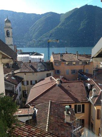La Stanza B&B: Beautiful view from the window!