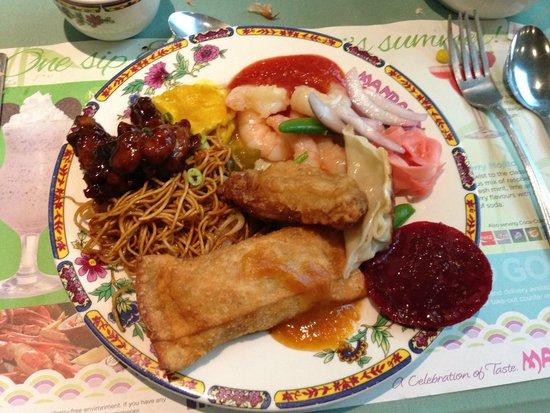 Mandarin Restaurant: Round 1 - Appetizers