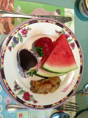 Mandarin Restaurant: Round 3 - Dessert