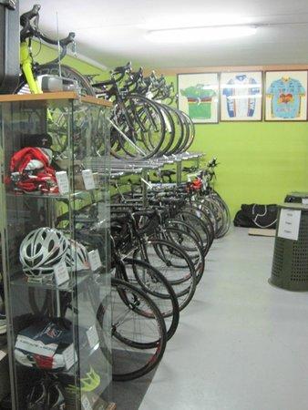 Enjoy Garda Hotel: Dream Bike Room
