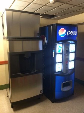 Wingate By Wyndham Charlotte Airport I-85 / I-485 : glaçons et sodas, toute l'amérique...
