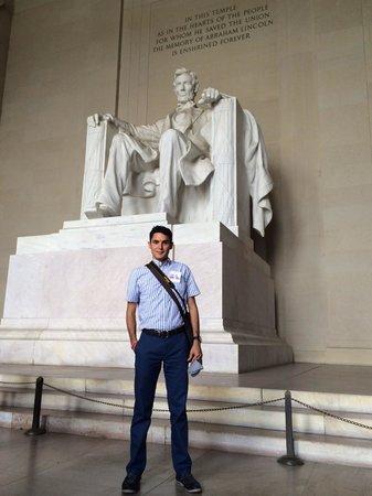 Lincoln Memorial: Monumento a Abraão Lincoln