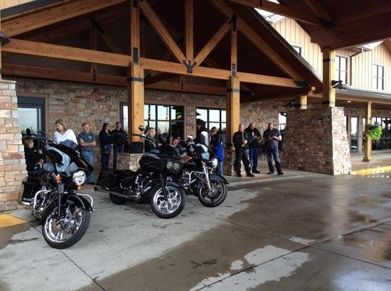 The Lodge at Deadwood: Sturgis Bike Rally Week