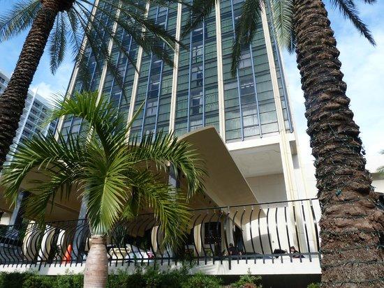 Miami Beach Resort and Spa: Entrada