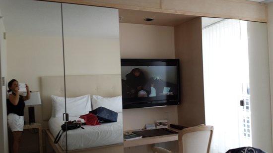 Grand Beach Hotel: habitación