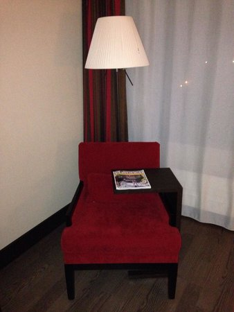 NH Capelle: Room 429 - Reading, thinking, relaxing corner