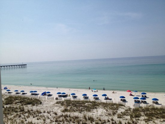 Margaritaville Beach Hotel: Our view from the room