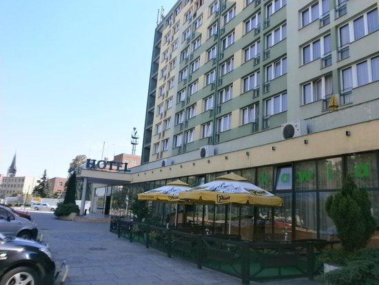 Wieniawa Hotel: Hotel