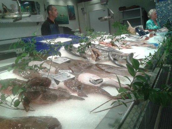 San Sebastian Walking Tours: Seafood Market