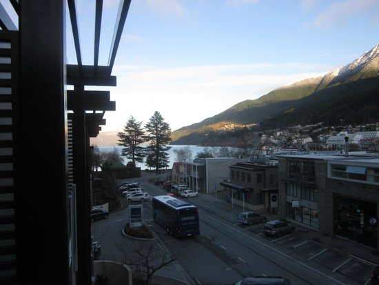 Novotel Queenstown Lakeside : Level 4 view.
