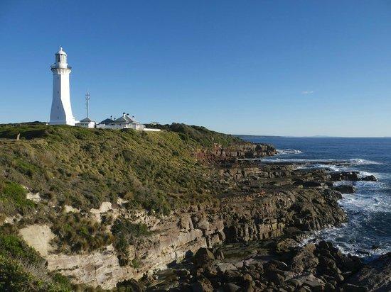 Green Cape Lighthouse : Green Cape