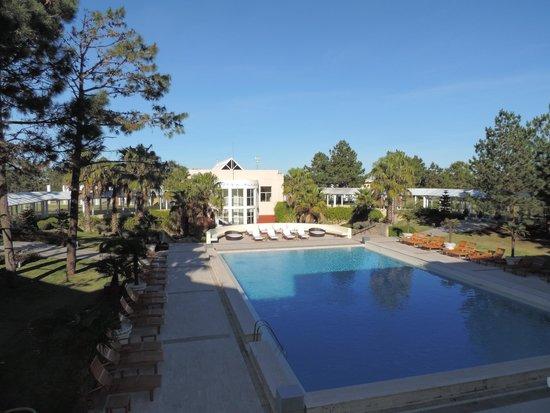 Punta Del Este Resort & Spa : Vista a la piscina