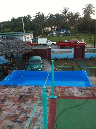 Berta & Alfredo : Nueva piscina en Casa de Bertha y Alfredo