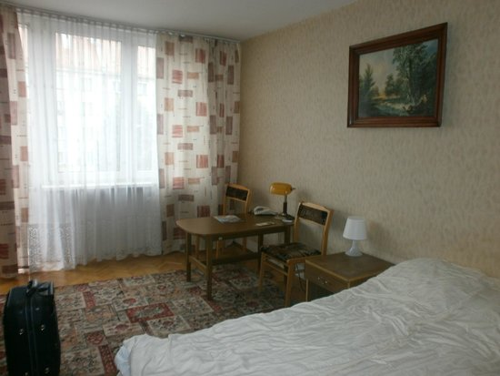 Wieniawa Hotel: Camera
