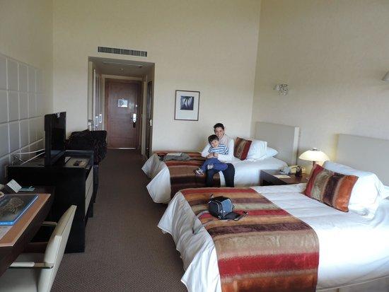 Mantra Resort Spa & Casino: Habitacion