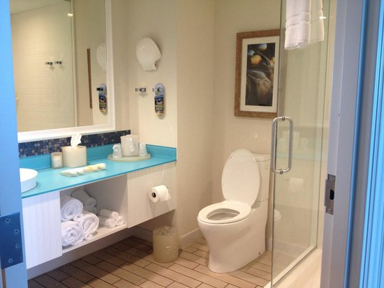 Margaritaville Beach Hotel: Bathroom