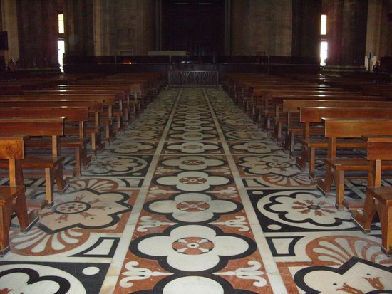 Catedral (Duomo): Beautiful Flooring