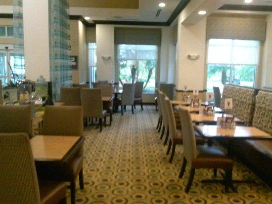 Hilton Garden Inn Lakeland: lobby