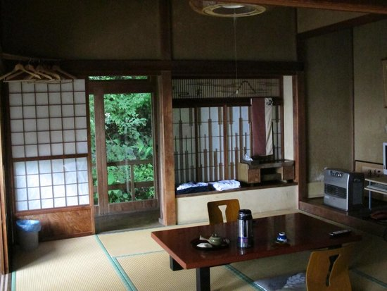 Shukubo KomadoriSanso: espace salon