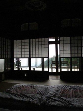 Shukubo KomadoriSanso: espace chambre