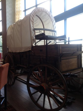 Hampton Inn & Suites Flagstaff: Chuck Wagon