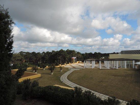 Mantra Resort Spa & Casino: Vista desde la habitacion