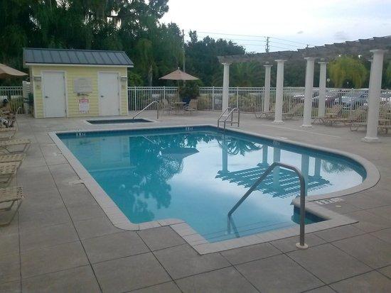 Hilton Garden Inn Lakeland : pool