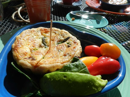 Whitefish TLC Bed and Breakfast: One Delicious Breakfast