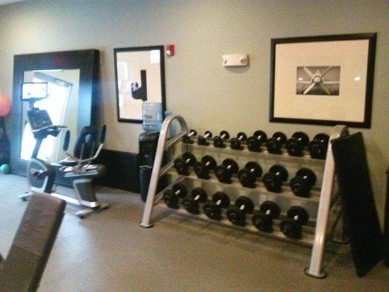 Hilton Garden Inn Lakeland: gym