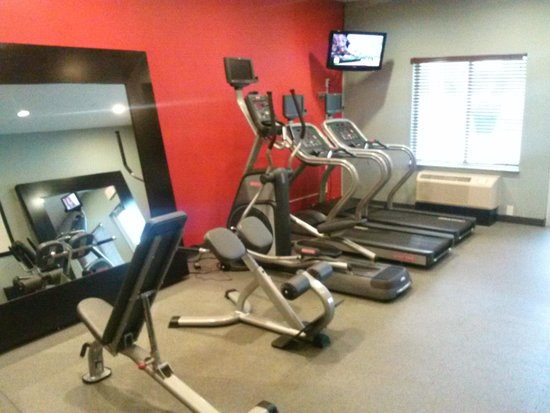 Hilton Garden Inn Lakeland: Gym