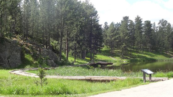 Bismark Lake Campground
