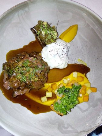 Lava Restaurant: Beef...