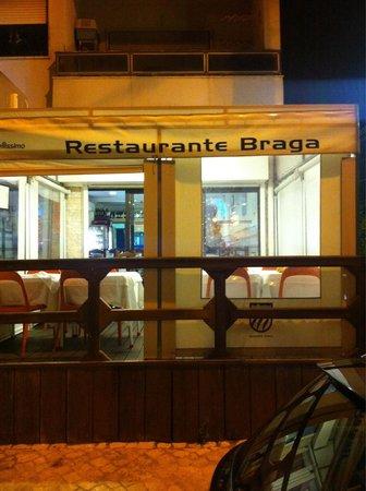 Restaurante Braga: Fachada