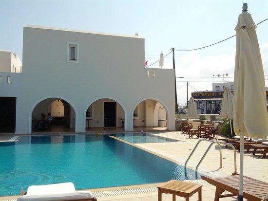 Perla Hotel: Hotel