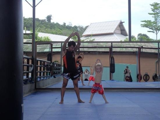 Tiger Muay Thai - Day Classes : training session
