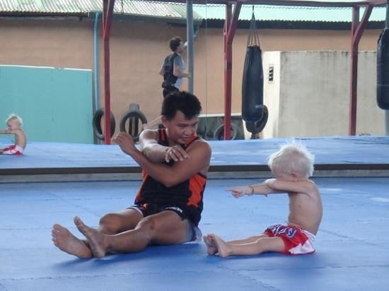 Tiger Muay Thai - Day Classes: training session
