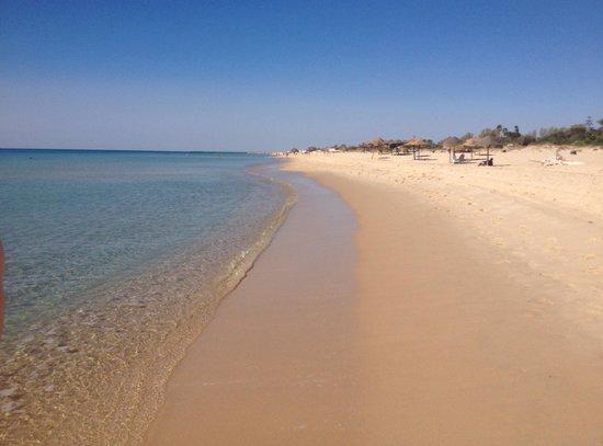 El Mouradi Beach : Paradiso
