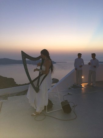 Grace Santorini Hotel : Amazing Grace! ��