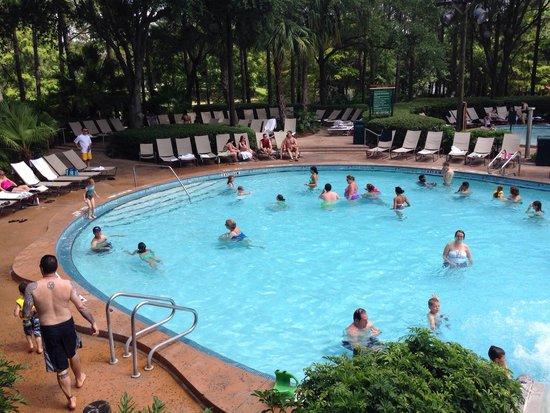 Disney's Port Orleans Resort - Riverside: Main pool