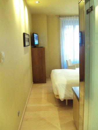 Hotel Fruela: Habitación doble estándar