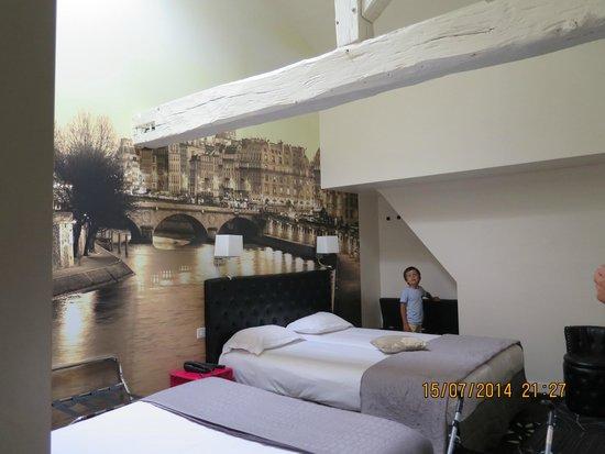 Hotel Ascot Opera : rm 600